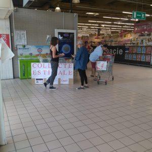 CMAO Lille Collecte alimentaire